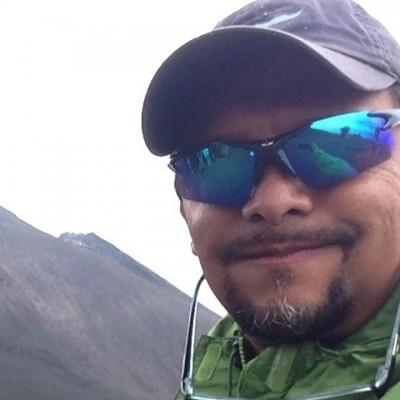 Hugo Suarez founder of Wild Guatemala